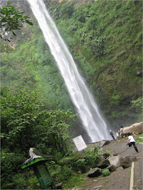 Exotica Coban Rondo Waterfall, Malang