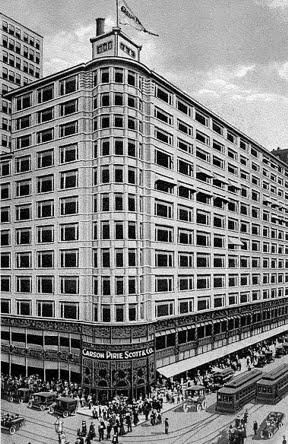 Carson Pirie Scott U0026 Co. (1904) 1 South State Street Chicago, Illinois