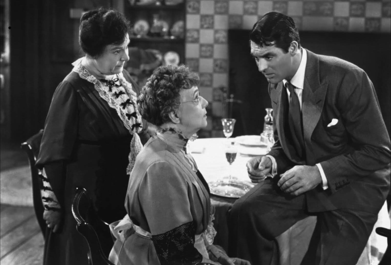 essay on arsenic and old lace Arsenic and old lace is a 1944 american  she had taken the code name arsenic, making the pair arsenic and old lace,  to essay general-purpose.