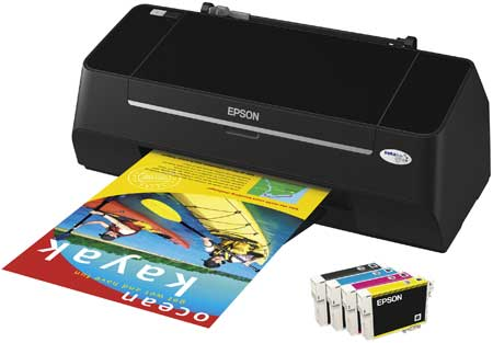 Epson Stylus T20E ~ Maintenance Tips
