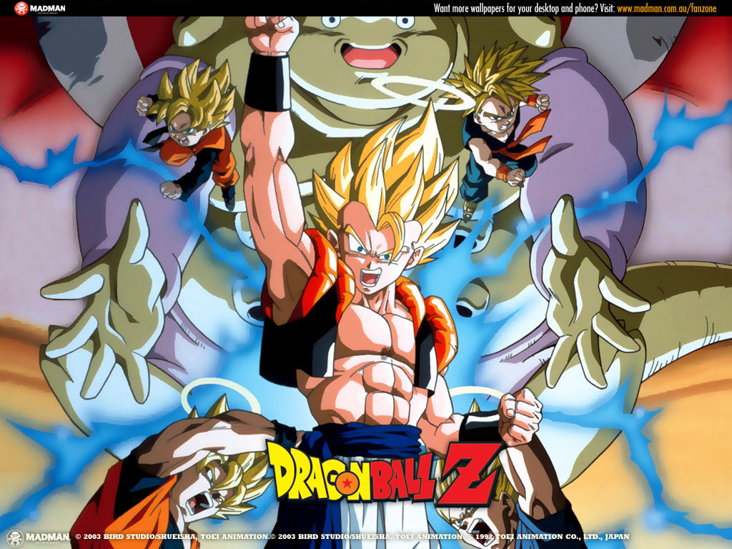 imagenes de dragon ball Z y GT!!!