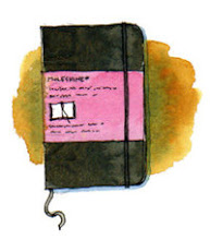 WE WOULD LOVE TO SEE A MOLESKINE WATERCOLOR NOTEBOOK IN PORTRAIT FORMAT