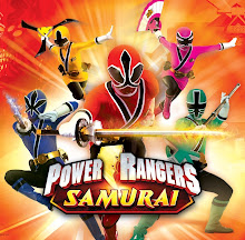 "New Season ""Power Rangers Samurai"" Coming Early 2011!"