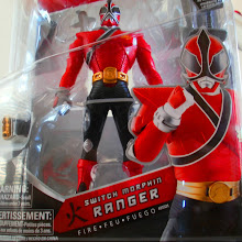 New Power Rangers Samurai Toys now available in stores!