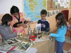 """Τοπικό Μουσείο Μηλεών    """"Η μουσειοσκευή της ελιάς"""""""
