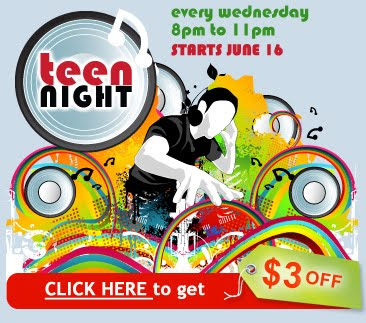 Well SuperPlay USA Is Hosting a Teen Night Every Wednesday Starting June ...