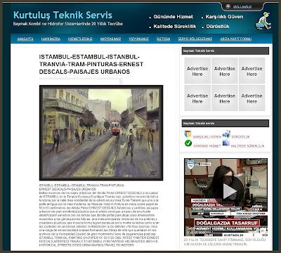 ESTAMBUL-ISTAMBUL-TRANVIA-ERNEST DESCALS-TRAM-PAISAJES URBANOS