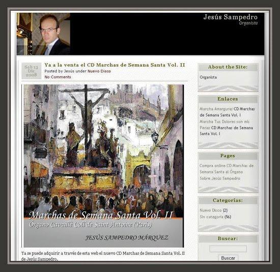 SEMANA SANTA-SEVILLA-JESUS SAMPEDRO-WEB-ERNEST DESCALS-PINTURA