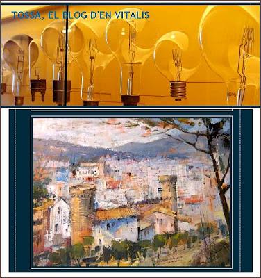 TOSSA DE MAR-PINTURAS-ERNEST DESCALS-VITALIS