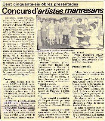 ARTISTES MANRESANS-MANRESA-PINTOR-ERNEST DESCALS