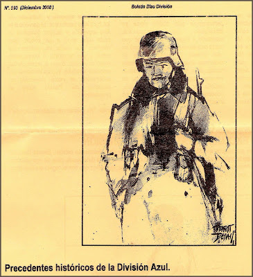 BLAU DIVISION-DIVISION AZUL-ERNEST DESCALS-PINTOR