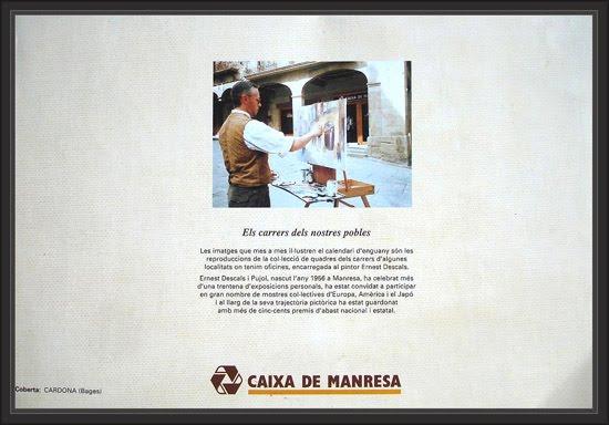 CALENDARIO-PINTURA-PINTORES-ERNEST DESCALS