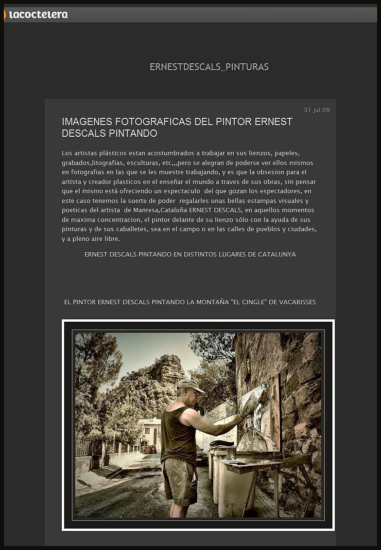 paginas Web-coctelera-ernest descals-webs