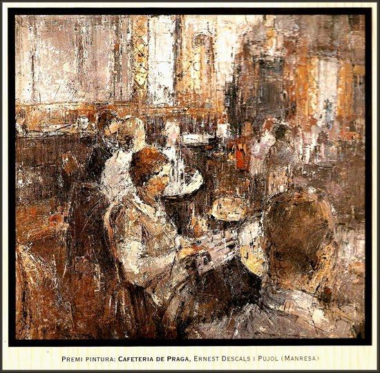 PRAGA-CAFETERIA-HISTORIA-ERNEST DESCALS-EL VENDRELL