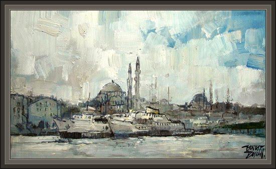 ESTAMBUL-ISTAMBUL-ISTANBUL-FERRIS-MEZQUITAS-ERNEST DESCALS