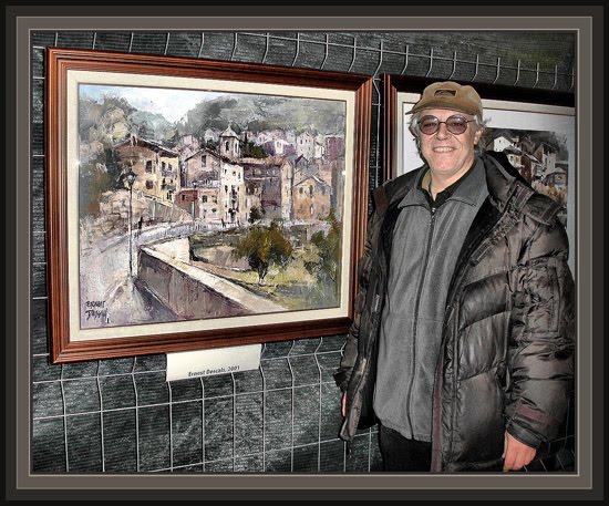 CERCS-MUSEO MINAS-MUSEU-ERNEST DESCALS-PREMIOS PINTURA-EXPOSICION