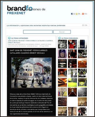 SANT GUIM DE FREIXENET-ERNEST DESCALS-PINTURAS