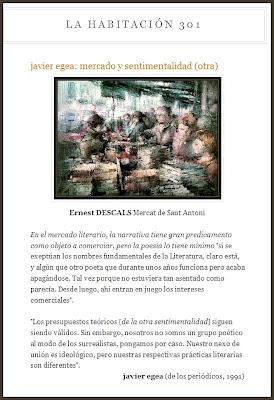 mercat de sant antoni-llibre vells-ernest descals-habitacion 301