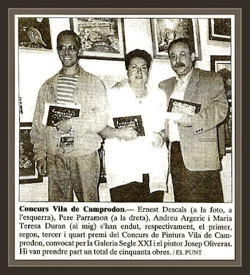 CAMPRODON-GIRONA-PREMIS-PREMIOS-PINTURA-EL PUNT-ERNEST DESCALS