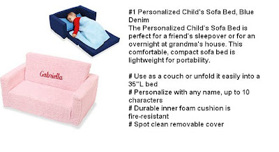 Amazon.co.uk: kids sofa bed