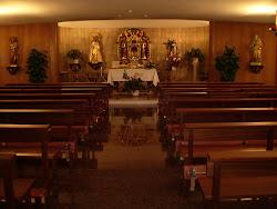 Horarios de Misas de España