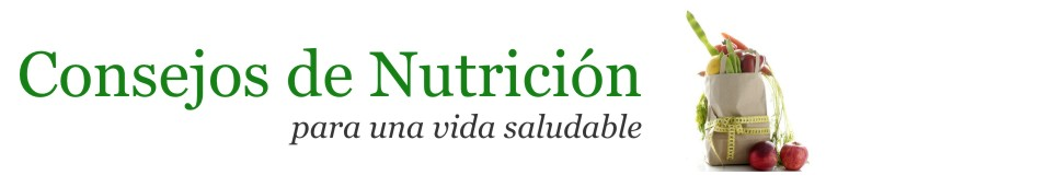 Consejos de Nutricin