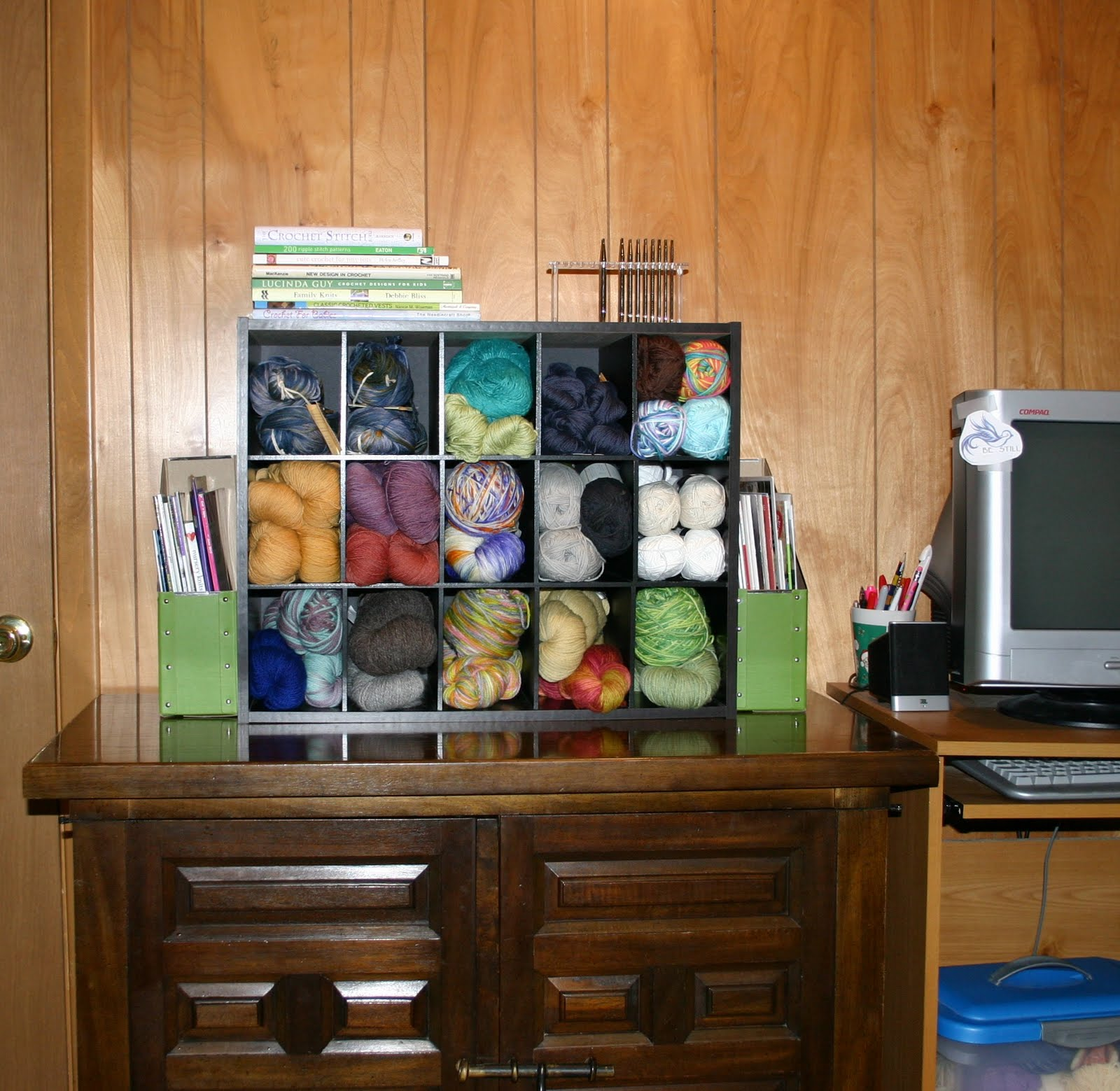 Tasty Crochet: Yarn Organization, Part Two
