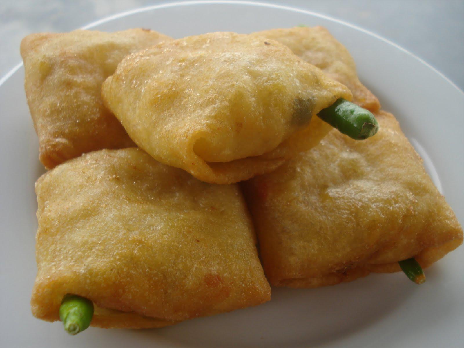jasmin's kitchen: martabak mini