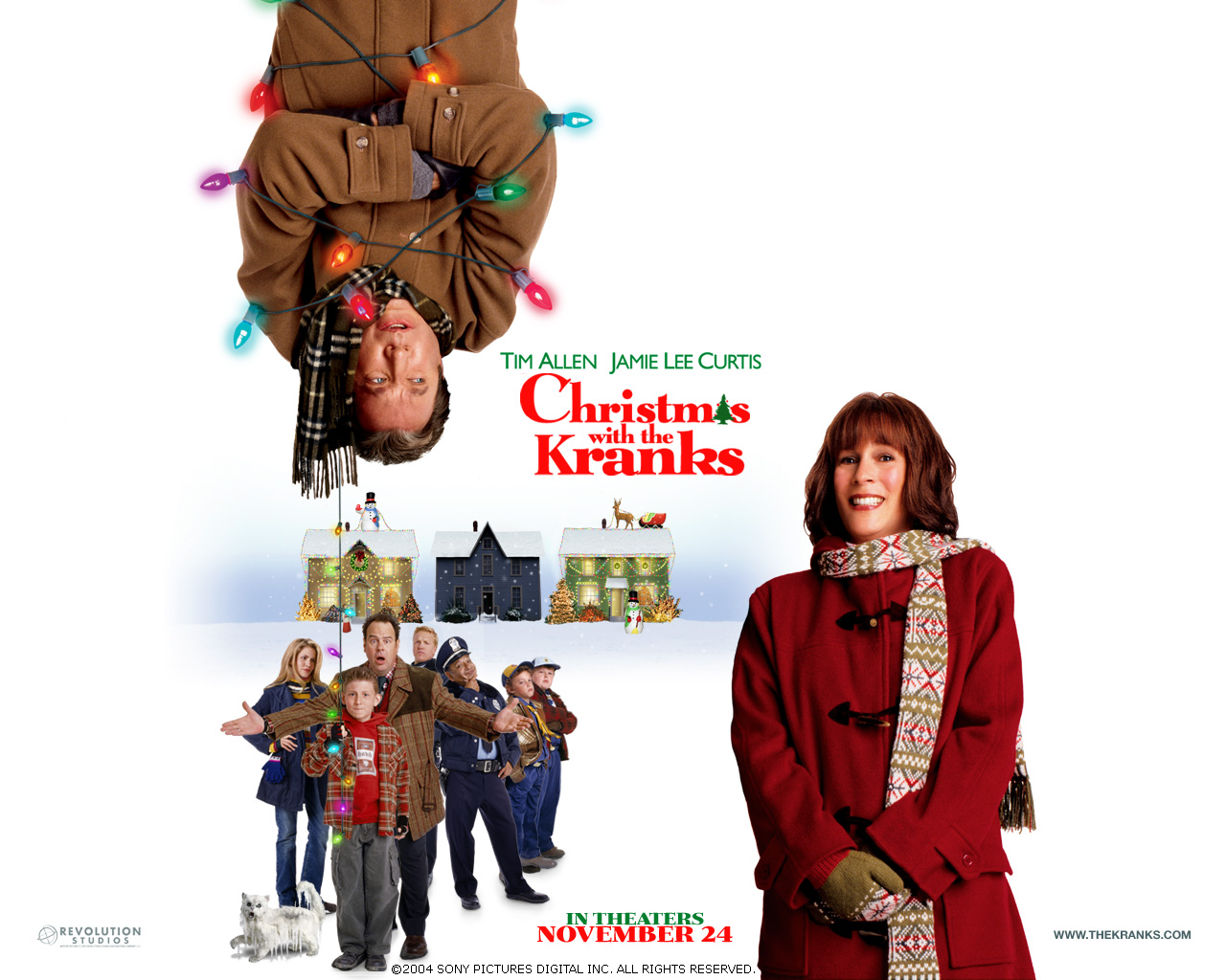 Christmas With The Kranks Poster - Christmas With The Kranks ...