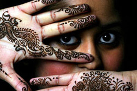 Indian Hand Tattoos