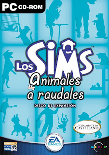 Los Sims - Animales A Raudales