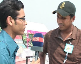 Mahesh Bhupati after lose us open 2007 with Rajnish Kumar