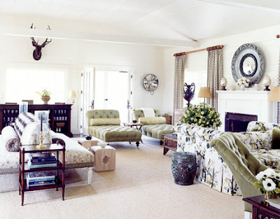 Sophisticating Design Obsession One Room Multiple Seating Areas