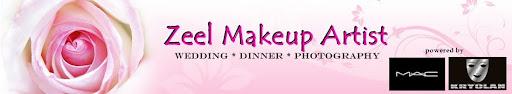 Zeel makeup artist