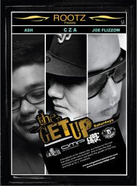 The Get Up, Saturdays @ Rootz, Lot 10 Rooftop, Kuala Lumpur