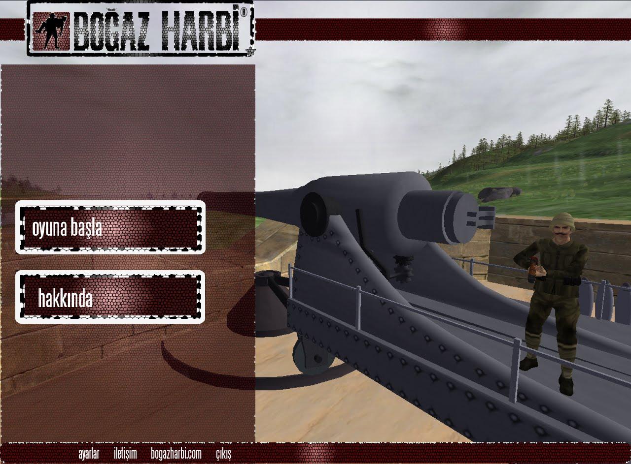 Boğaz Harbi : Çanakkale Savaşı Oyunu Download