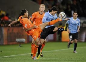 Netherlands Vs Uruguay 3-2