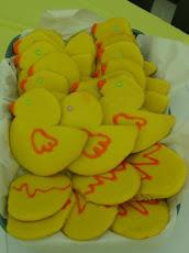 Yum! Chicken Cookies