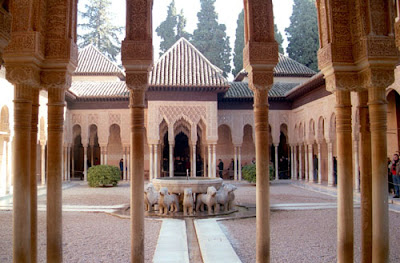 Alhambra - Google Earth