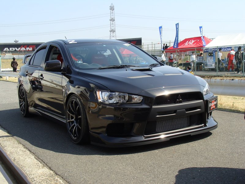 Lancer EX Lancer EVO X and Lancer EVO X FQ400 Review and Spec