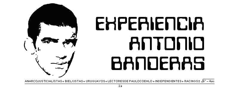 Experiencia Antonio Banderas