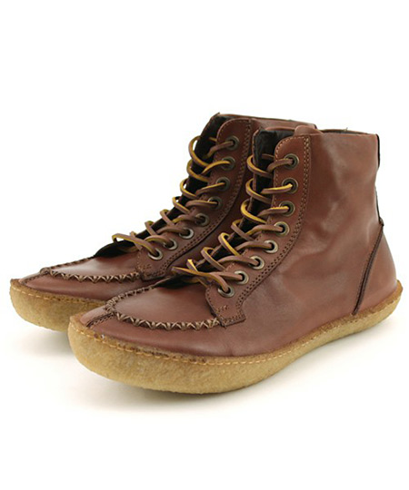 vintage boots mens moccasin boots