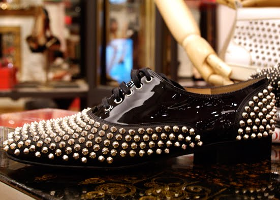Christian Louboutin's Mens Shoes
