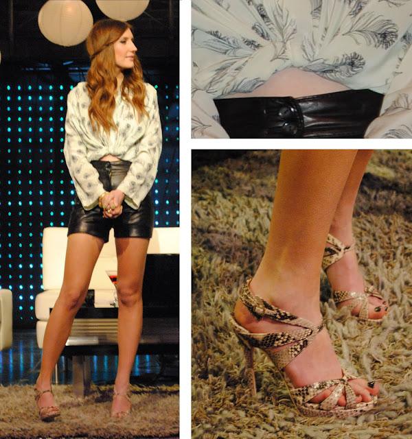 Goodbye Jessi Cruickshank: Look back at her fashion style