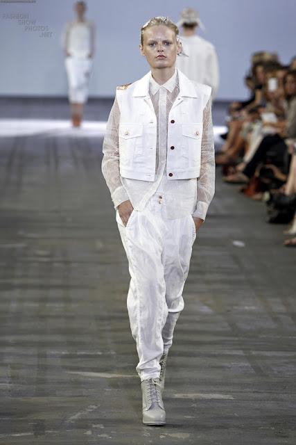 NYFW Alexander Wang Spring/Summer 2011