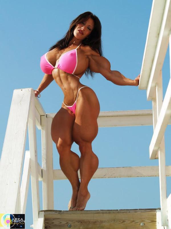 nena cortes muscle morph