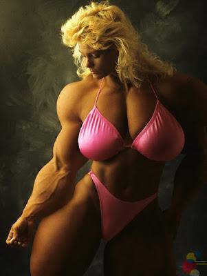 bodybuilder morph