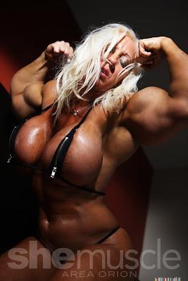 massive muscle morph