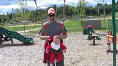 Swing with Daddy