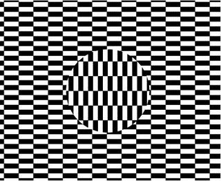 Eye tricks: Perplexing Illusion